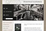 """Článek o knize na webu """"Stavitelé katedrál"""""""