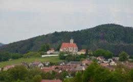 Jedna z nejkrásnějších středověkých sakrálních staveb v jihozápadních Čechách ukrývá tajemství