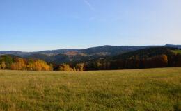 Podzimní Šumava se ukazuje v plné své kráse